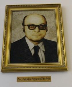 Prof. Pompiliu Popescu