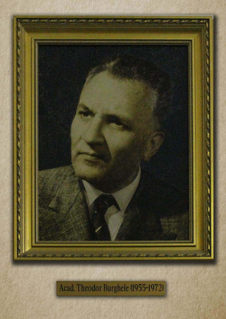 Theodor-Burghele